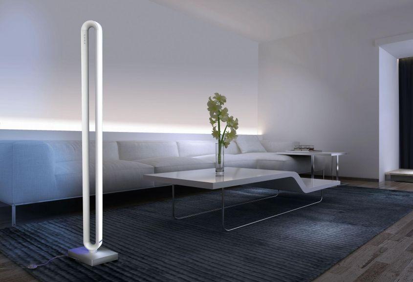 Sigl Lichtu0027s Loop Line Of Smart LED Lights For Modern Homes