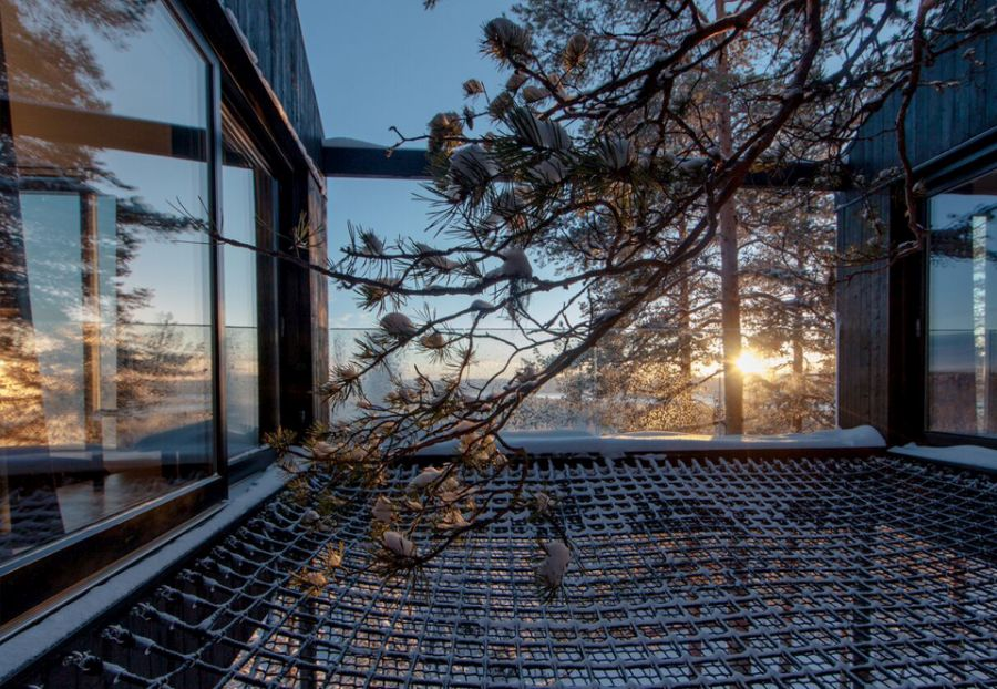 Treehotel seventh room by Snohetta