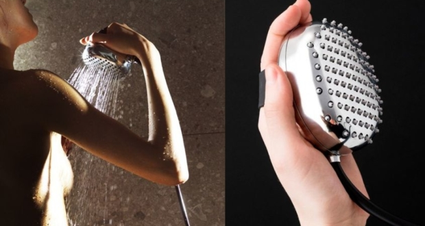 Watercandy Hand Shower by PalombaSerafini Associati for Zucchetti.Kos