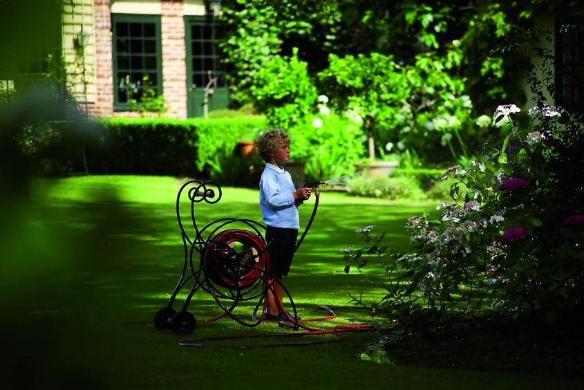 Waterette Garden Hose Cart by Trade Winds
