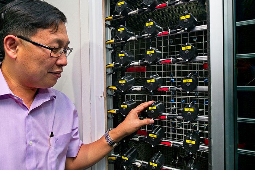 Window Noise Reduction Device by Nanyang Technological University