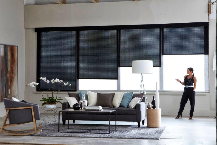 smart motorized blinds