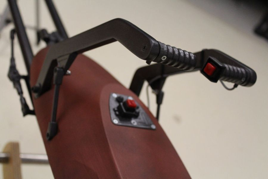 74-Z Speeder Bike rocking horse by Tez Gelmir - DIY_3