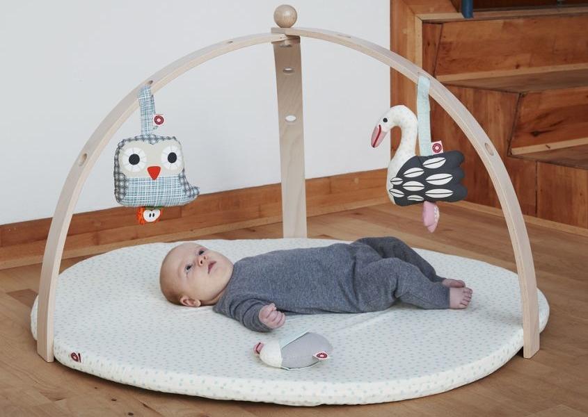 BabySpyder Baby Gym from Franck & Fischer