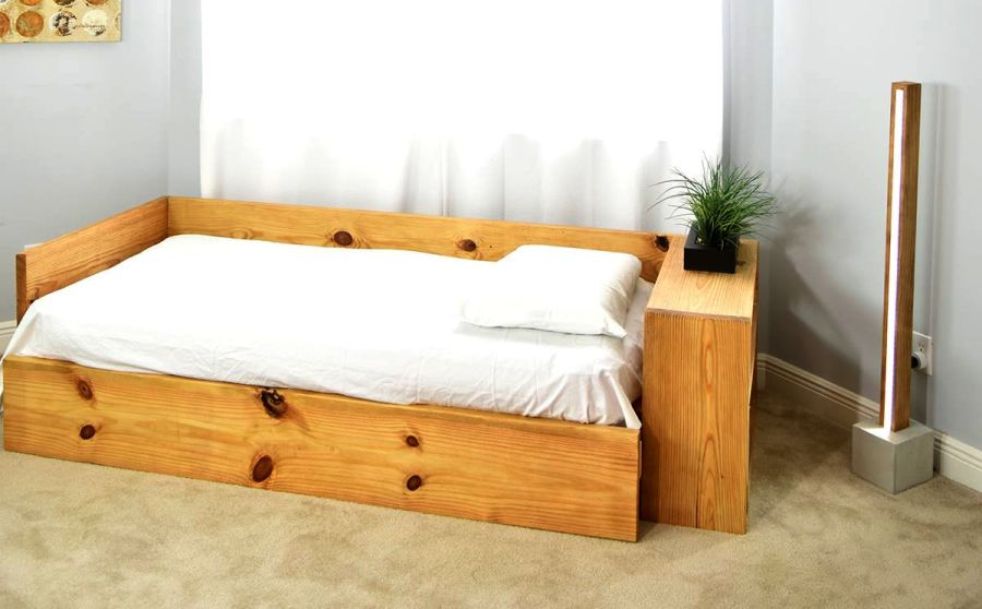 Terrific How To Build Space Saving Sofa Bed For Under 150 Download Free Architecture Designs Osuribritishbridgeorg