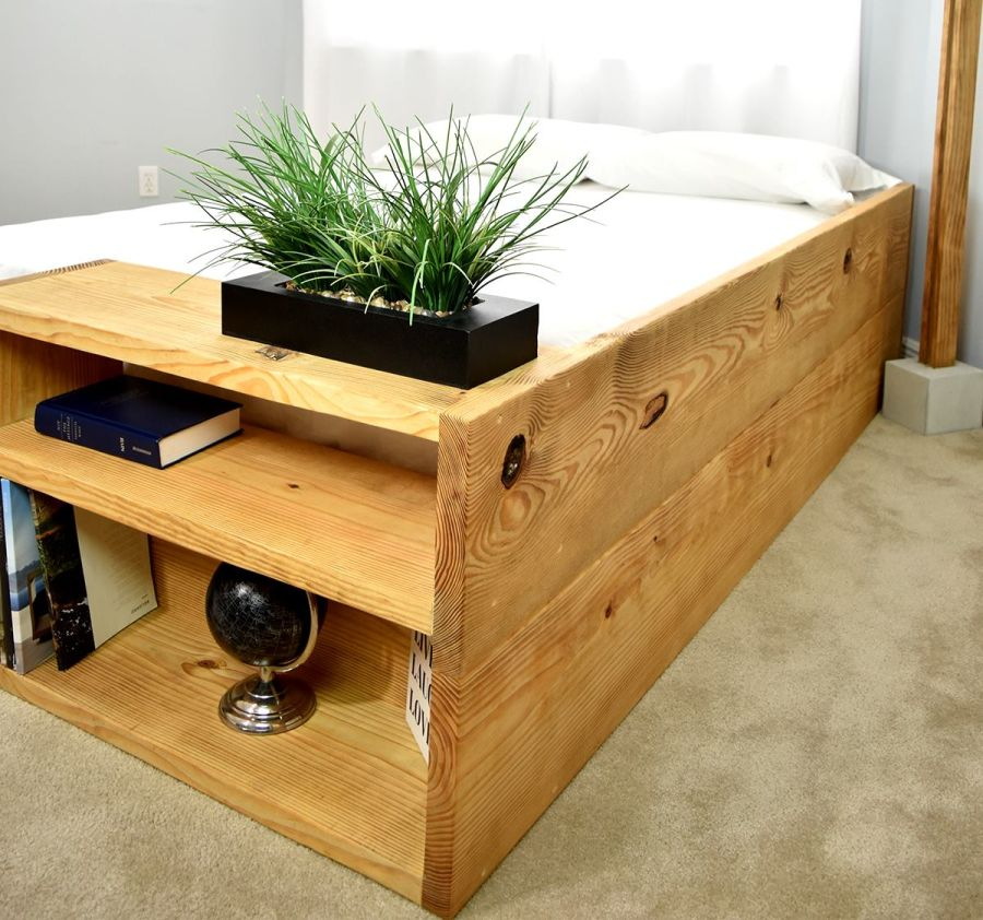 Fantastic How To Build Space Saving Sofa Bed For Under 150 Download Free Architecture Designs Osuribritishbridgeorg