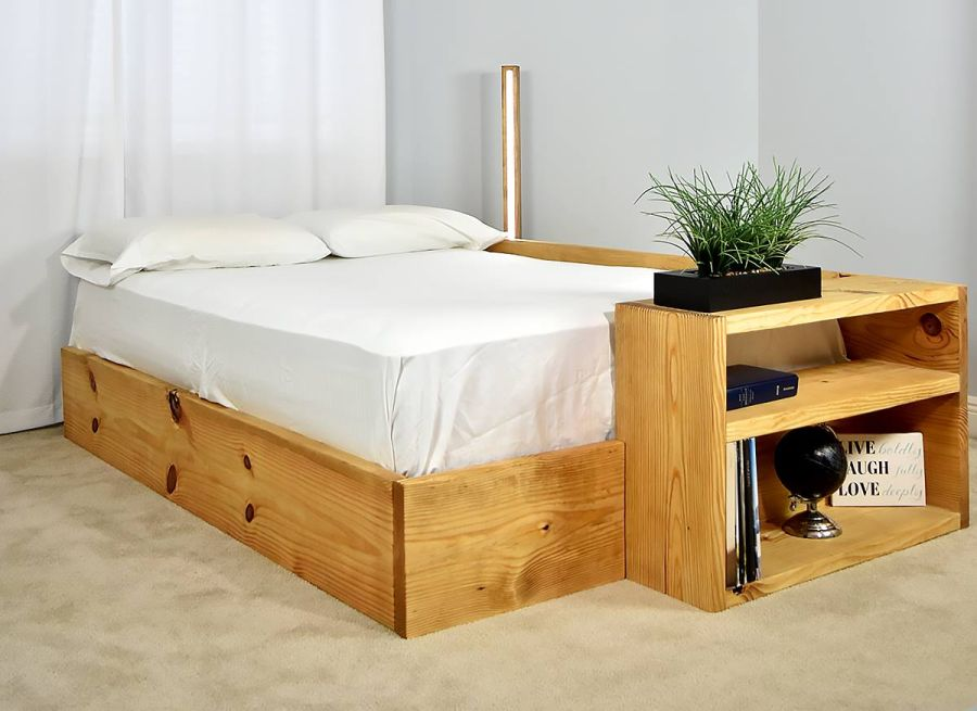 Amazing How To Build Space Saving Sofa Bed For Under 150 Download Free Architecture Designs Osuribritishbridgeorg