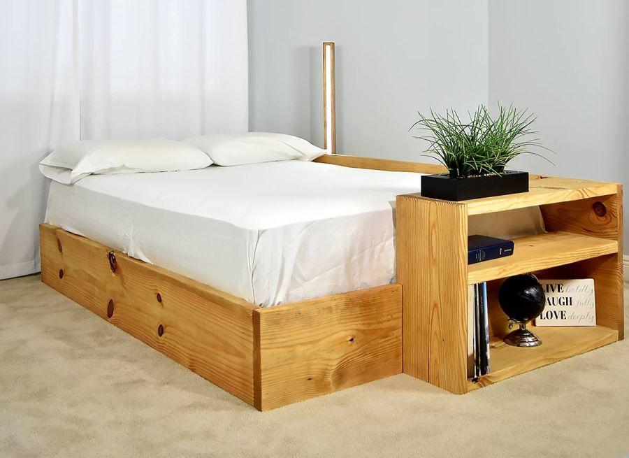 DIY sofa bed for under $150
