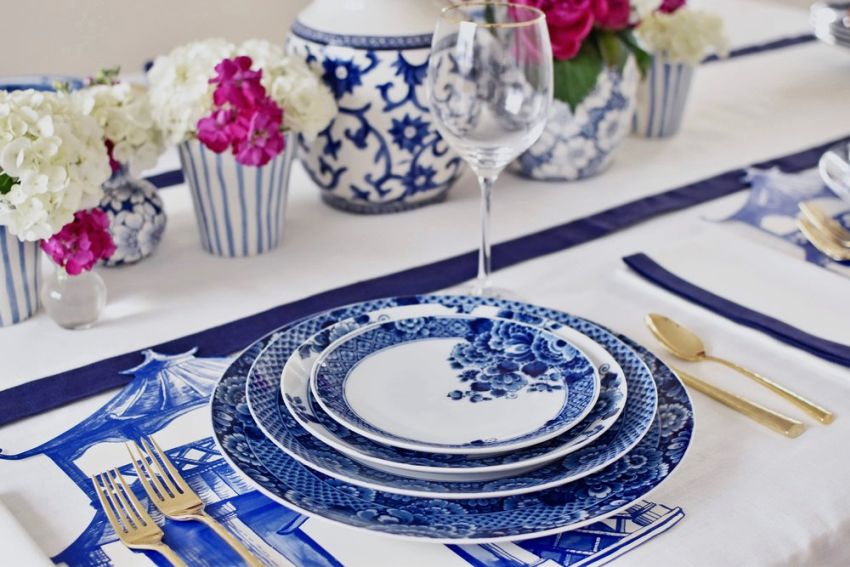 Dinnerware trends 2018