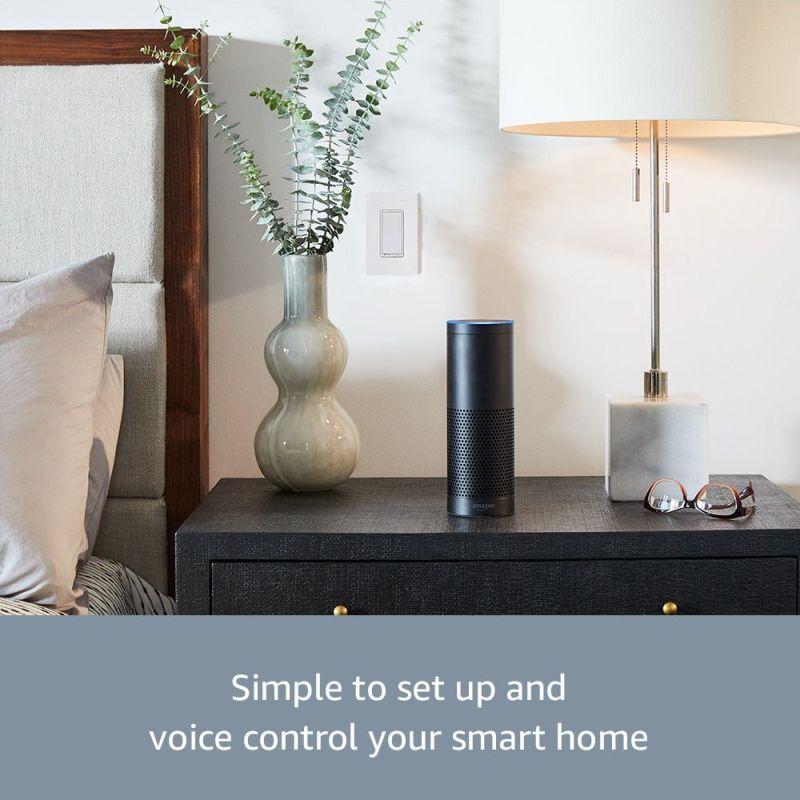 Echo Plus with built-in ZigBee smart home hub