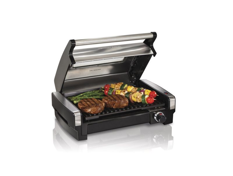 Hamilton Beach searing grill (25361) with lid window
