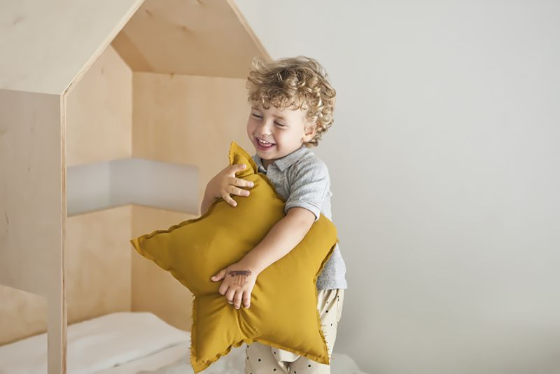 House-Shaped Toddler Bed from Kutikai