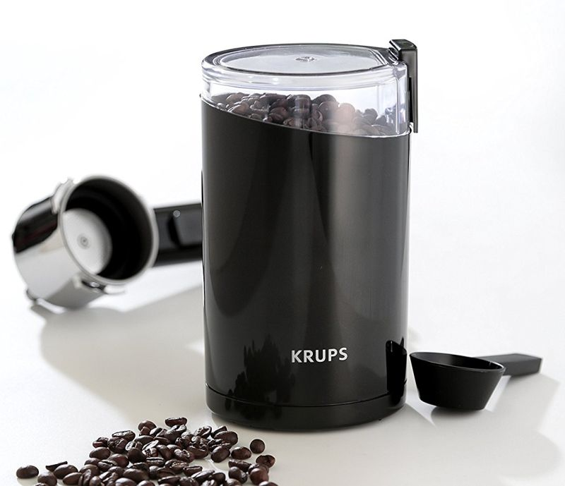 Krups electric spice and coffee beans grinder