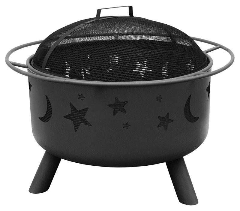 Landmann USA Stars and Moons firepit