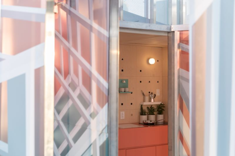 MINI Living Urban Cabins by FreelandBuck at LA Design Festival