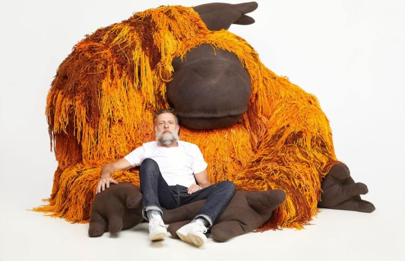 Porky Hefer to Debut Endangered Series at Design Miami