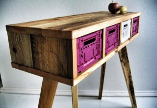 green furniture - Reclaimed wood furniture