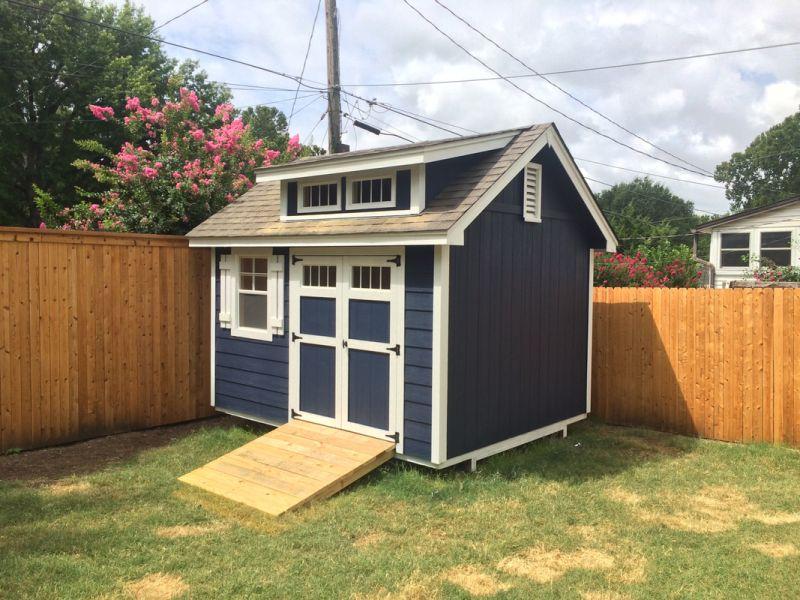 Aspen Outdoor Portable Building
