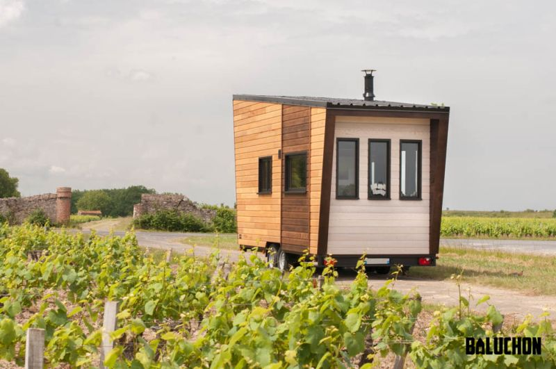 Baluchon Intrépide tiny house