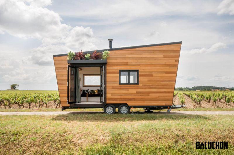 Baluchon Intrépide tiny house