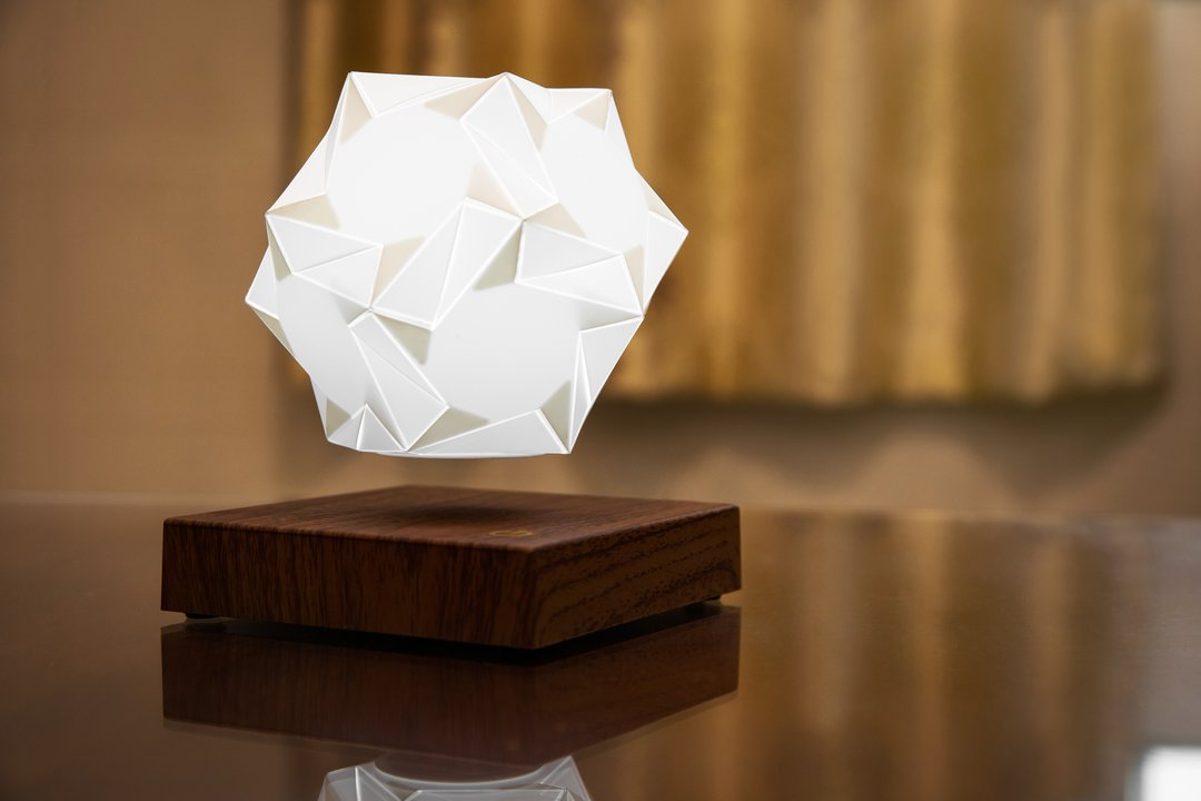 Glow Levitating Mood Lamp by Luciola