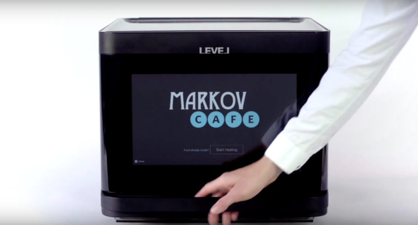 Markov to Introduce Level Smart RF Microwave Oven