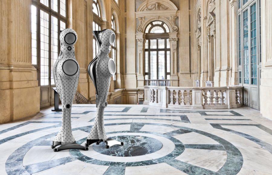 Mataxas & Sins The Sirens Floor standing speakers