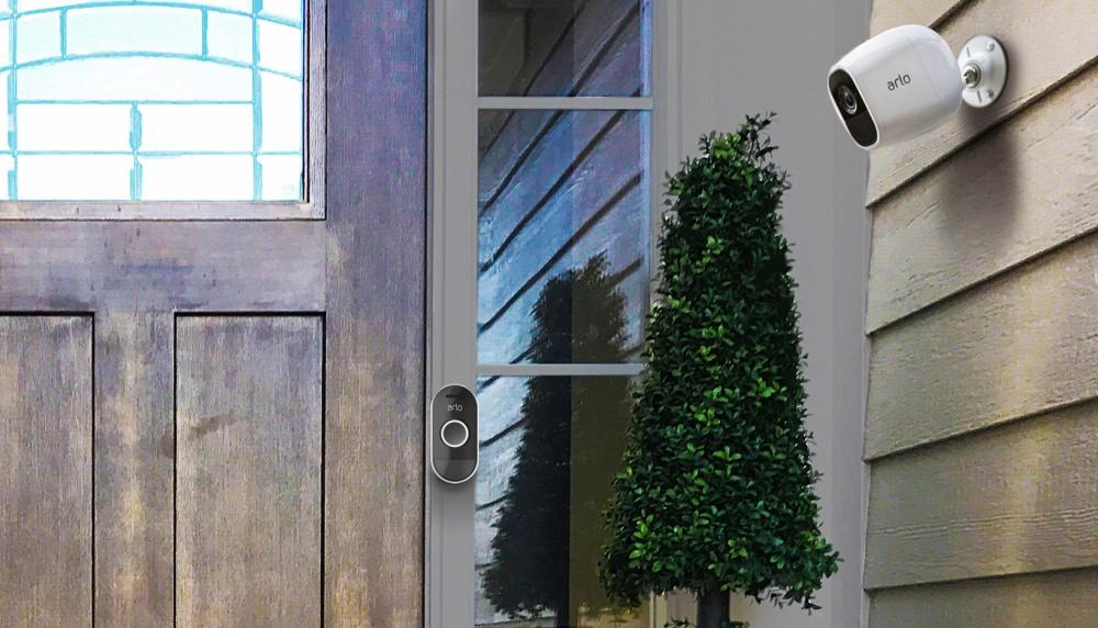Netgear Arlo audio Doorbell