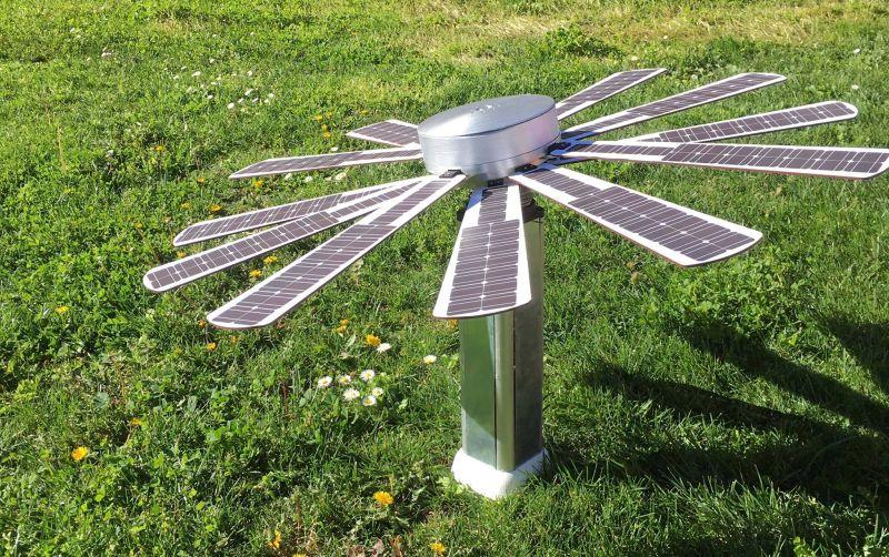 O'SOL Working on Mobile Solar Generators - Solar power generator