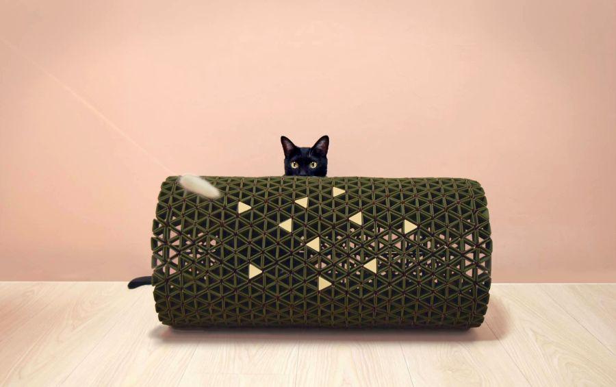 Peek A Boo Cat Furniture