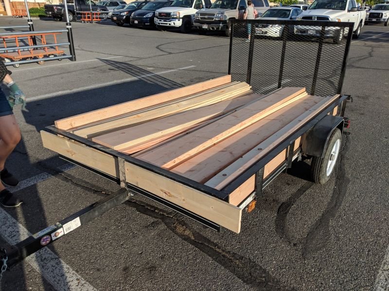 DIY gypsy wagon