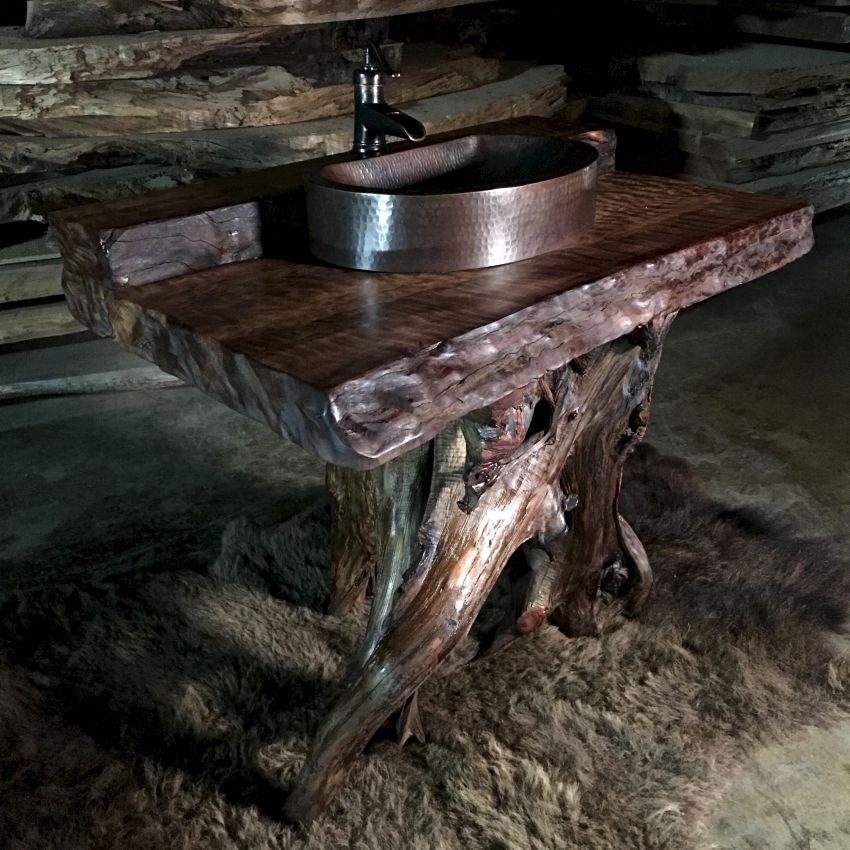 Littlebranch Farm Rustic Vanities