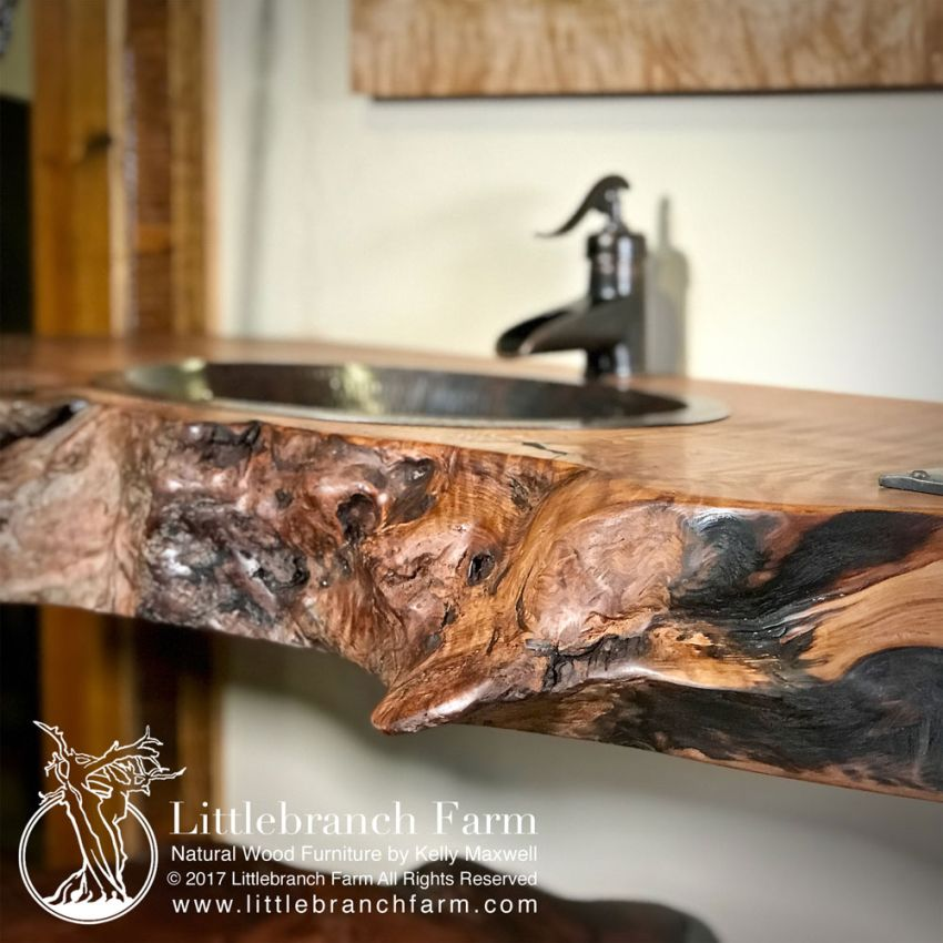 Littlebranch Farm Rustic Vanities