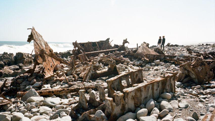 shipwreck lodge on skeleton coast