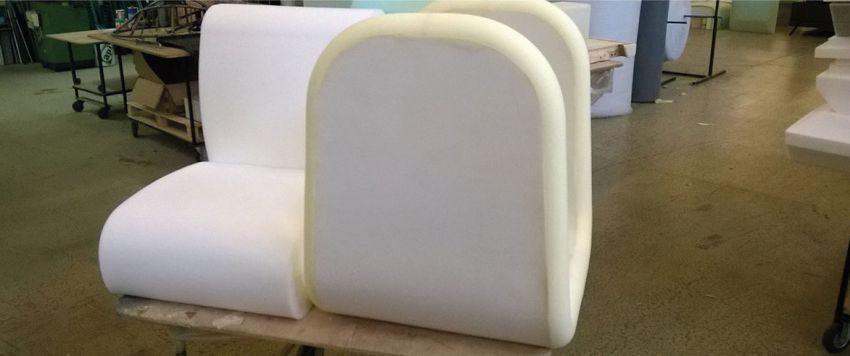 Framin Soft Armchair by Juanny Barcelò Borges