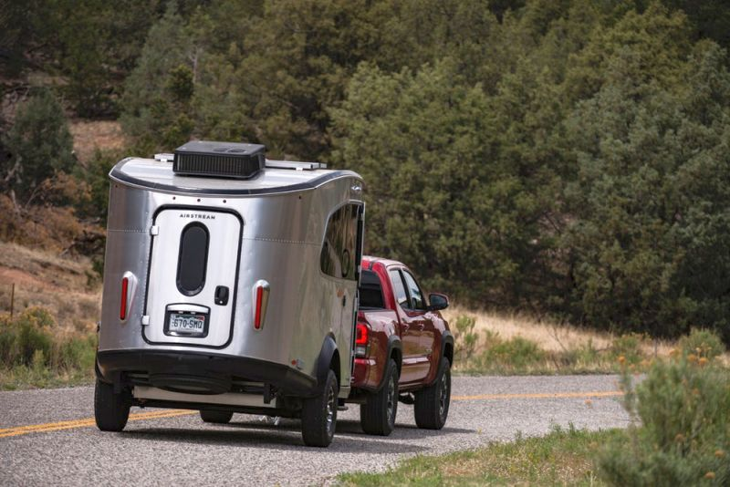 Airstream Basecamp X camper trailer