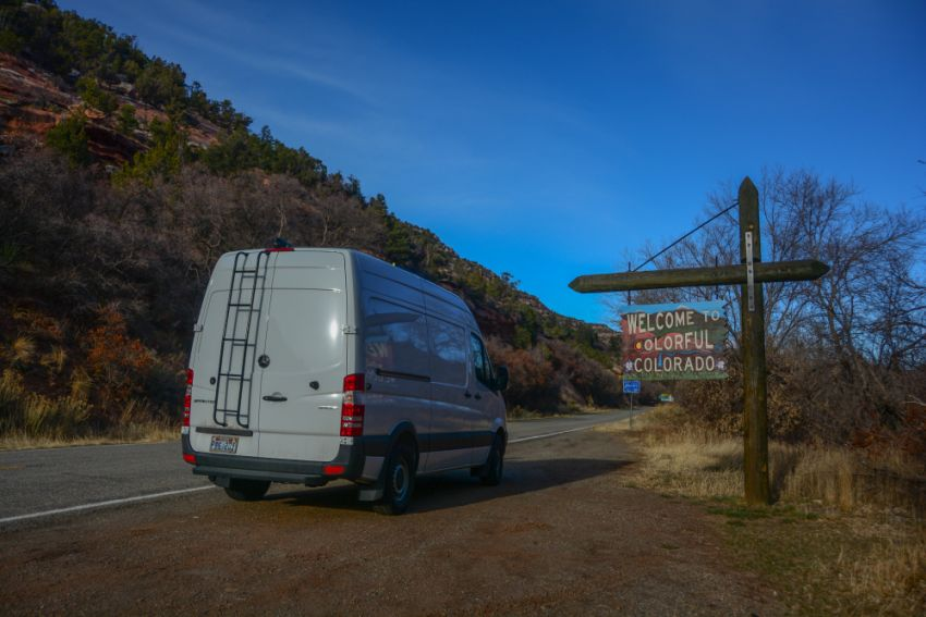 Couple Turns 2017 Mercedes Sprinter Van into Solar-Powered Motorhome