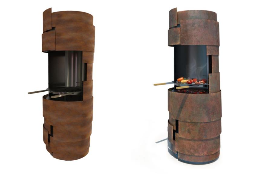 Glammfire Intermezzo Fire Pit-5