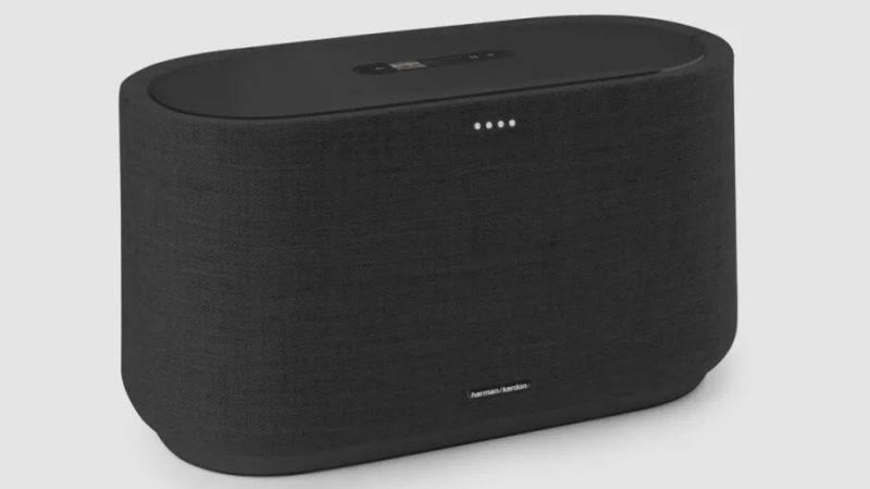 Harman Kardon's Google Assistant-powered Citation 500 smart speaker at IFA 2018