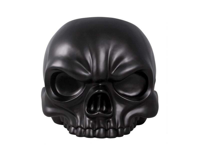 Lost Souls Skull Chair from Design Toscano