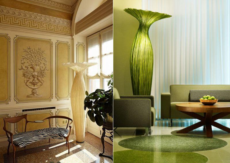 5 Designer Lamps from Aqua Creations