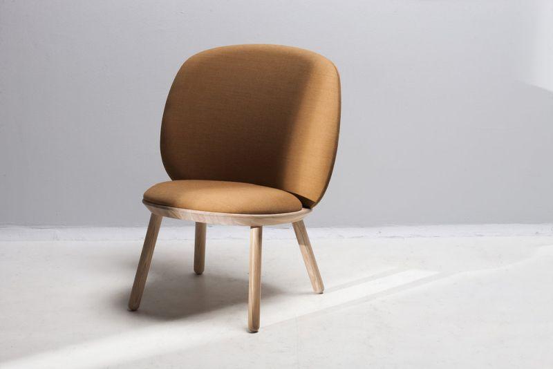 Naïve Low Chair By Etc.etc. Features Ready To Assemble Design