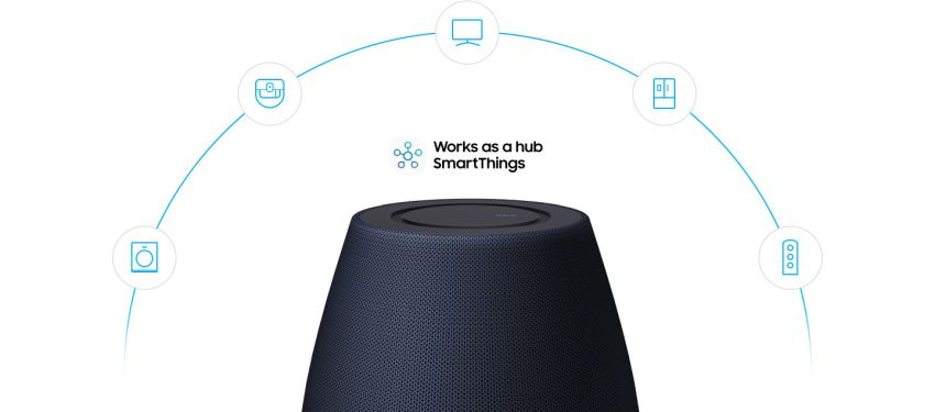 Samsung Galaxy Home Smart Speaker