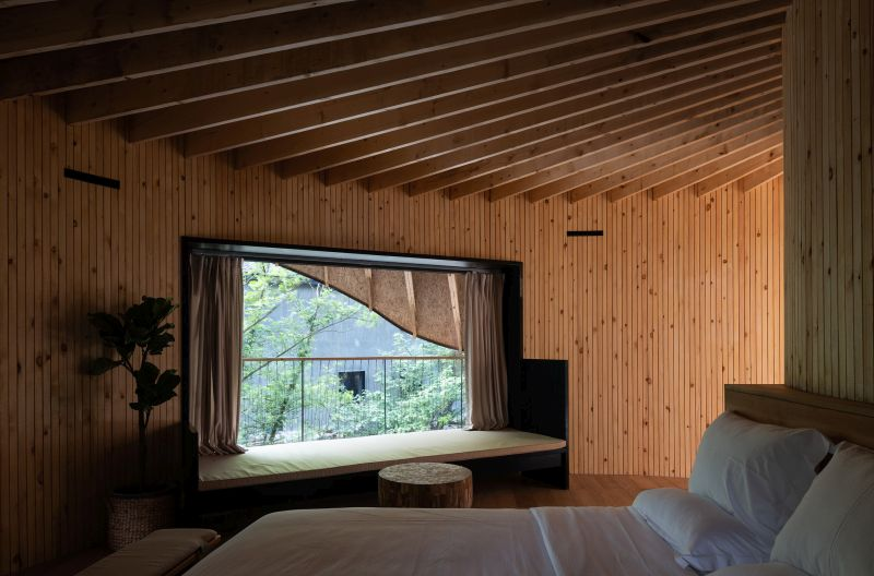 Treewow Villa O Looks Fashioned After Bali's Bamboo Architecture