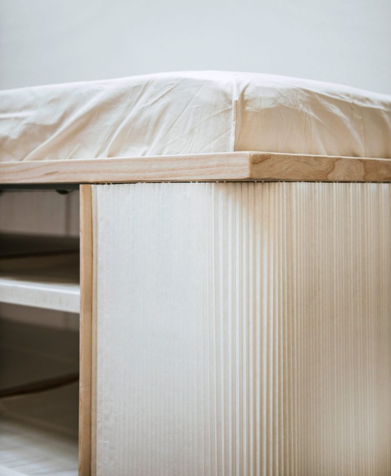 Yesul Jang Designs Tiny Home Bed for Co-Living Spaces