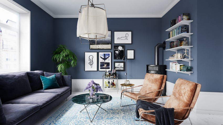 12 Modern Interior Trends to Switch to Minimalist Lifestyle-4