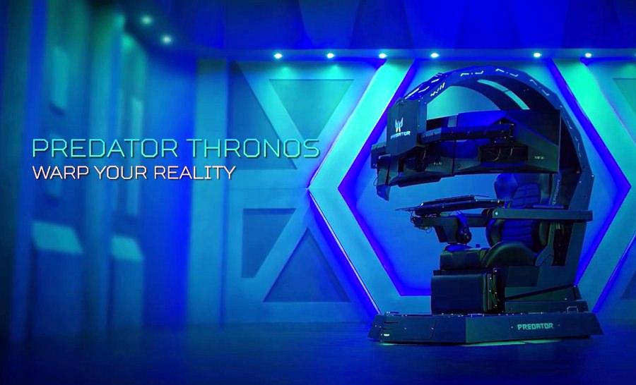 Acer Predator Thronos Gaming Chair