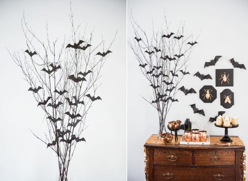 Bat Paper Craft