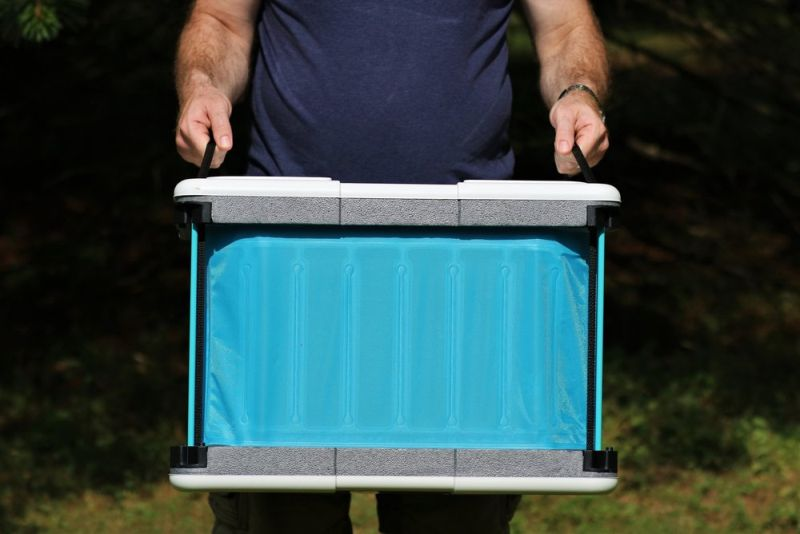 Felik Yuma 60L Cooler Keeps Food Fresh Without Electricity and Ice
