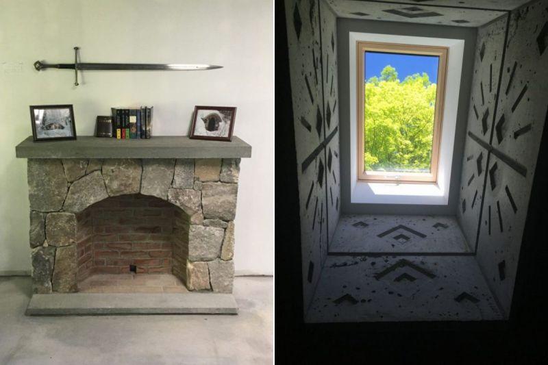 Man Builds Passive Hobbit House in New York